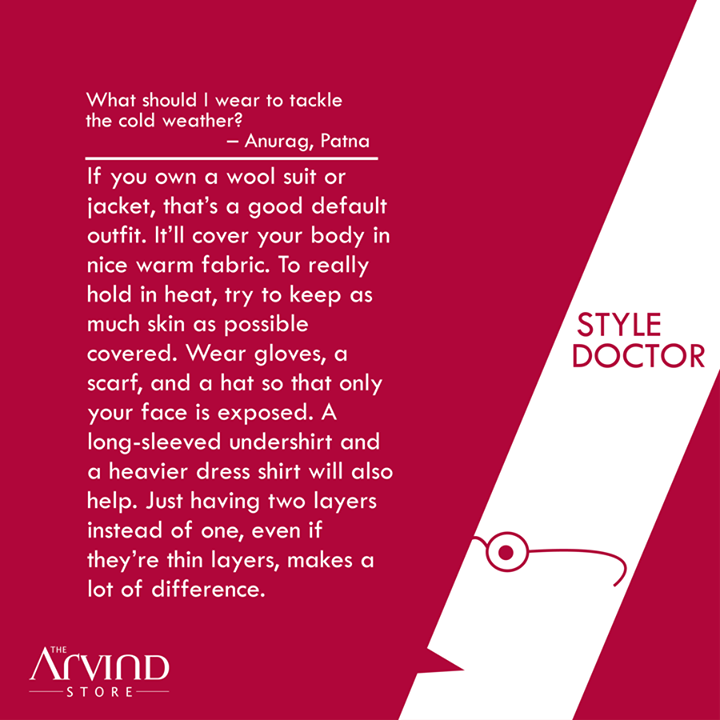 The Arvind Store,  Styling, StyleDoctor, MensFashion, TheArvindStore, TAS
