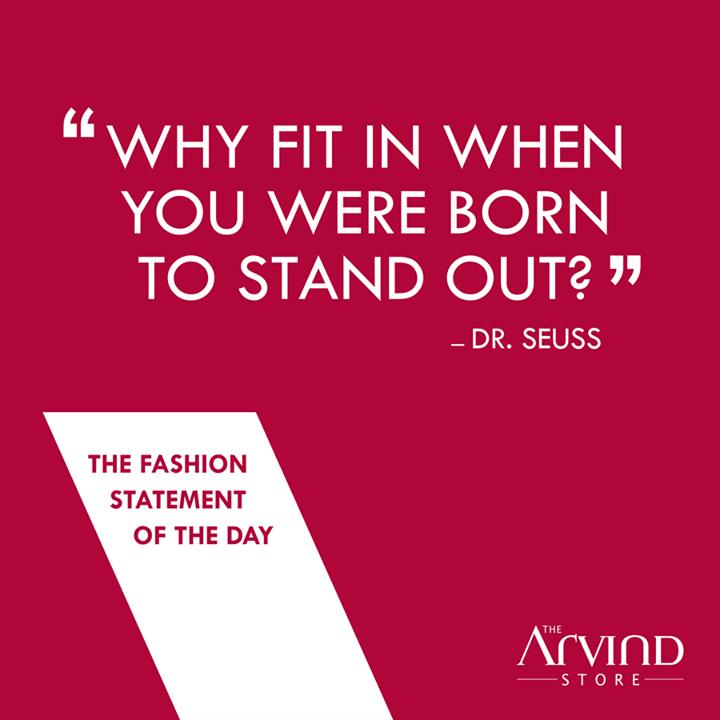 #FashionStatement #MensFashion #TAS #ArvindStore