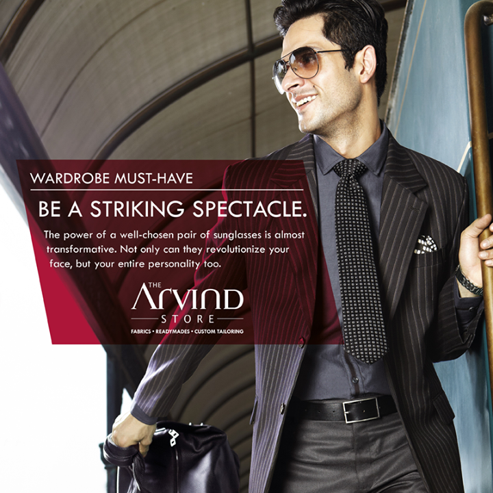 The Arvind Store,  look!, WardrobeMustHave, TheArvindStore, MensFashion, TAS