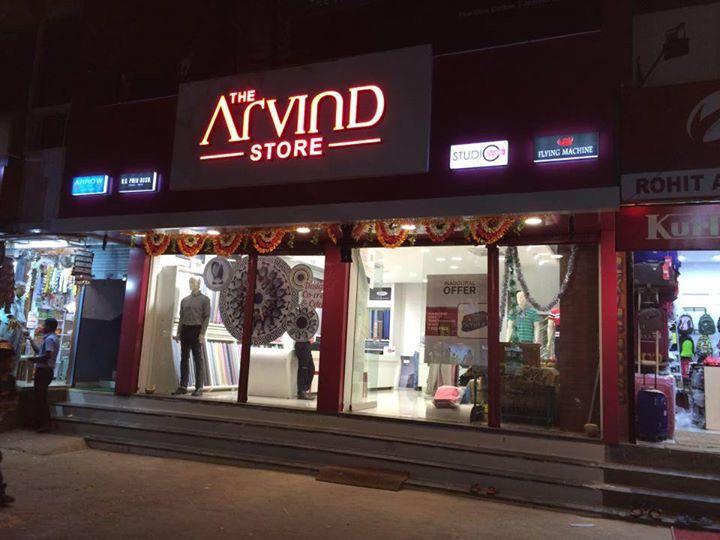 A new #Fashion destination, now open @ #Hubli..  #TheArvindStore #MensFashion #TAS
