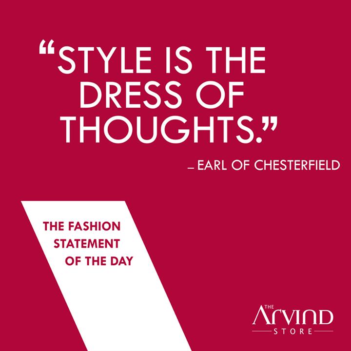 The Arvind Store,  Dress, FashionStatement, MensFashion, TAS, ArvindStore