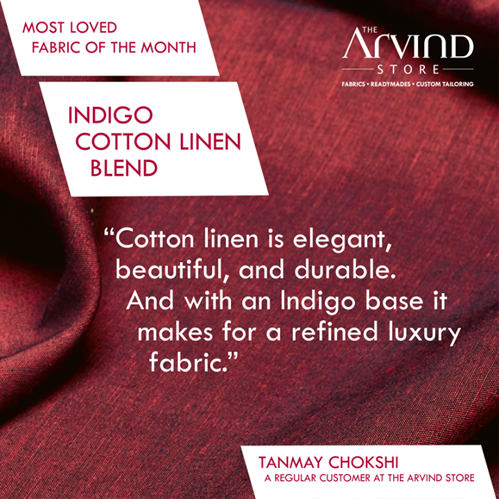 With the #Wedding season on, make sure you stack in your #favorite #CottonLinen in your #Wardrobe!   #Fabric of the month!  #MensFashion #TAS #ArvindStore