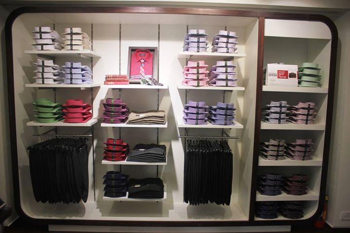 Kolkotta's freshest #Mens #Fashion destination! The Arvind Store now open at Camac Street.