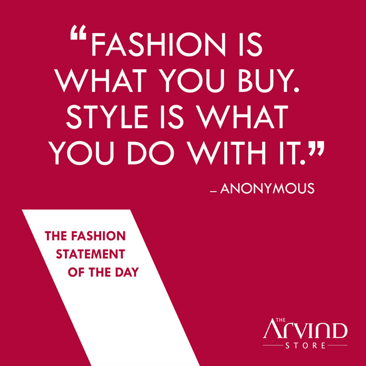 The Arvind Store,  Fashion, FashionStatement, MensFashion, TAS, TheArvindStore
