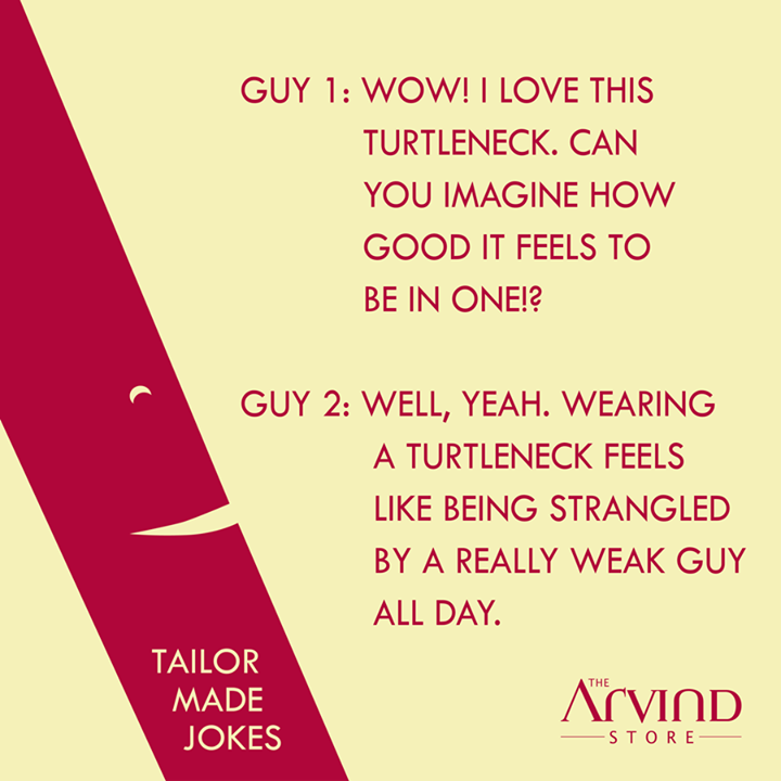Did you feel like this ever?  #TailorMadeJokes #TAS #MensFashion #TheArvindStore