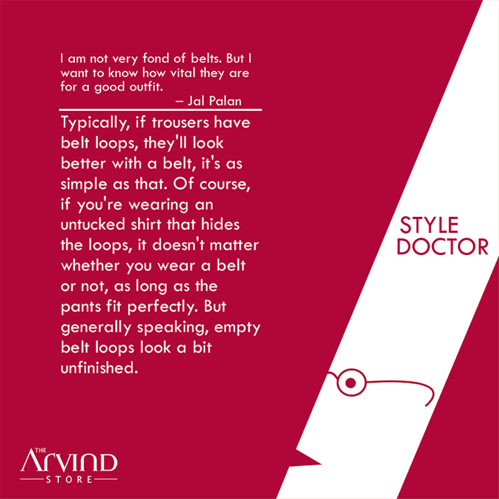 Have a #Fashion query? The #StyleDoctor is here!