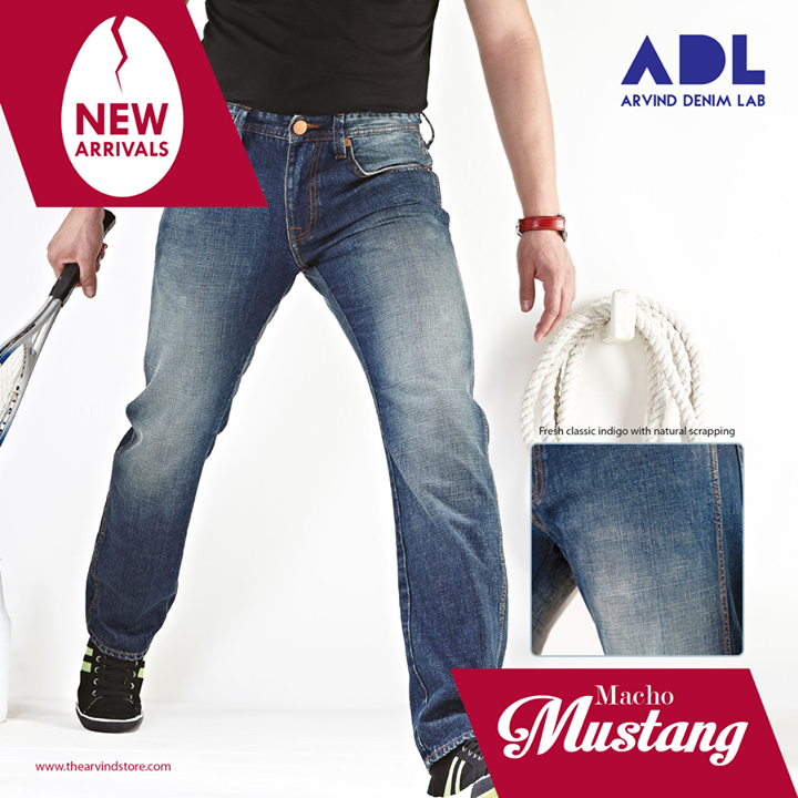 Your #Denims, You way!   #ADL #TheArvindStore #TAS #MensFashion #Style