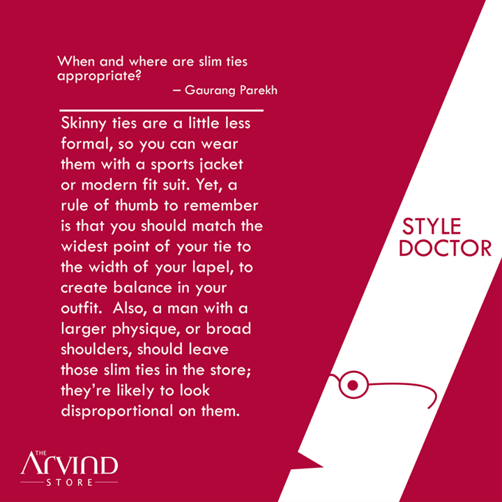 The Arvind Store,  StyleDoctor, Fashion, MensFashion, TAS, TheArvindStore