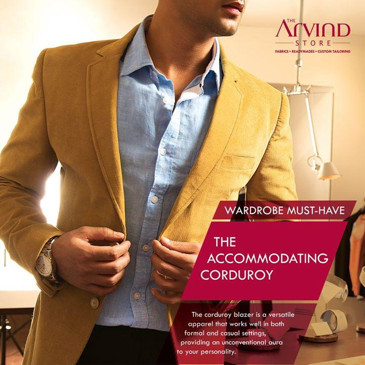 The Arvind Store,  WardrobeMustHave, MensFashion, TheArvindStore, TAS, Fashion