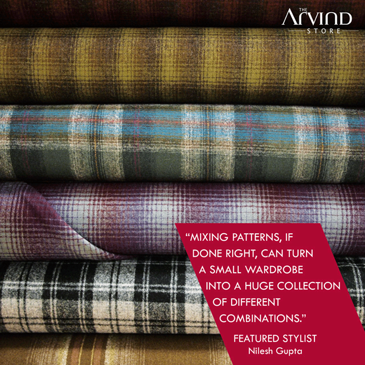The Arvind Store,  Mix!, MensFashion, TAS, TheArvindStore