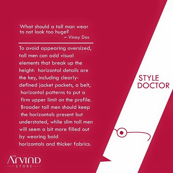 The Arvind Store,  StyleDoctor!