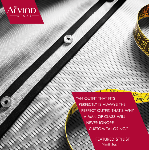 The Arvind Store,  CustomTailoring, Fashion, FeaturedStylist, TheArvindStore, MensFashion