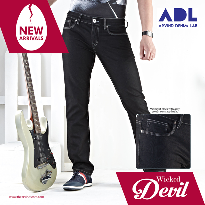 Choose your #Style, #Fit, #Buttons & rivets. Your #Denim, your way!  #ADL #CustomisedDenims #MensFashion #TAS