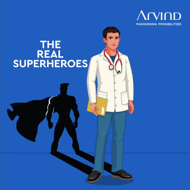 You have served humanity by saving lives in this pandemic. Our sincere greetings and gratitude to all the doctors on National Doctors' Day.    #Arvind #NationalDoctorsDay #DoctorsDay2021 #Respect #Love #Health #Happiness