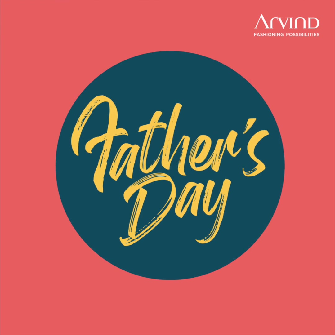 The man who first showed you the world.  #Father #Dapper #Dad #Love #Respect  #Arvind #Menswear #3daystogo