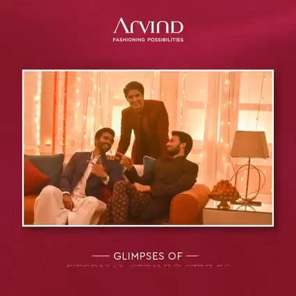 It is universal that ethnic styles are indeed eternal.  Catch a glimpse of the traditional look book and get ready to be inspired by the festival called India!  #Arvind #FashioningPossibilities #BTS #FestivalCalledIndia #LandOfFestivals #FestiveReady #AnOdeToCelebrations #FestiveLook #FestiveLookBook #ArvindLookBook #EthnicWears #TraditionalOutfits #Menswear #ClassicCollection #StayTuned