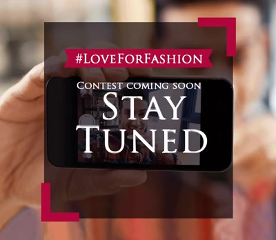 Valentine's Day is around the corner and we've got something exciting coming your way. Stay glued to know more! #ContestAlert