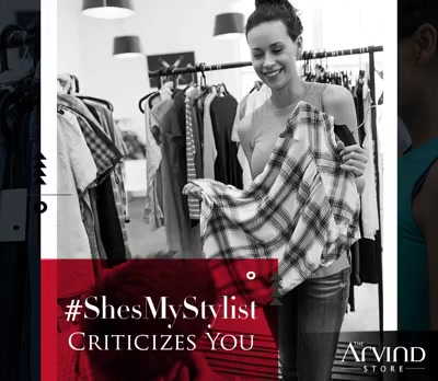 Every man has a woman who helps him create a lasting impression. Tag that stylist in your life,  using #ShesMyStylist and share your amusing fashion journey with her in the comments below. Have your friends like and comment on it to increase your chances of winning voucher worth Rs 2500/- #ContestAlert