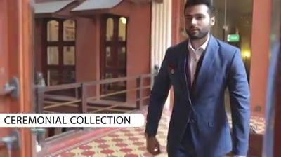 Get the iconic suit for an iconic you, with the lustre of silk and the comfort of polywool, the Iconic Silk Blend is the next generation in fabrics. Experience iconic silk with our new Ceremonia Collection, made exclusively for the upcoming wedding season. Take a look here: https://bit.ly/2geFHkt