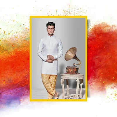 Holi hai!  A happy Holi to you from all of us at Arvind. We wish you a lifetime filled with colours.  #ArvindFashioningPossibilities #ColoursOfArvind