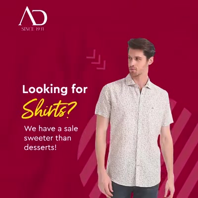 Stretchable, UV safe and comfortable shirts now available at great discounts.   Get one for yourself from The Arvind Store near you.  Find your nearest The Arvind Store: http://bit.ly/2EUL29D . . #menstrend #flatlayoftheday #menswearclothing #guystyle #gentlemenfashion #premiumclothing #mensclothes #everydaymadewell #smartcasual #fashioninstagram #dressforsuccess #itsaboutdetail #whowhatwearing #thearvindstore #classicmenswear #mensfashion #malestyle #authentic #arvind #menswear #EndOfSeasonSale #SaleOn #upto50percentoff #discounts #flashsale #dealon #saleanddiscounts #saleatarvind