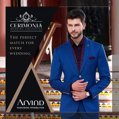 Friends, family, flowers and The Cerimonia Wedding Collection...Everything that completes the perfect wedding. Find it at your nearest store: https://bit.ly/2geFHkt #ArvindForWeddings