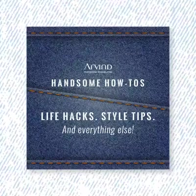 Denims never run out of style. So it pays to care for them the right way. Here's how you can do that!