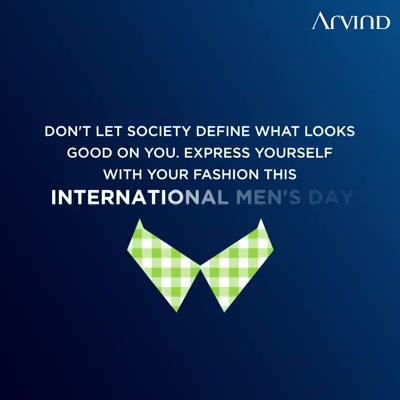 Let us continue to make this world a more accepting place for everyone. Embrace diversity, don't create stereotypes and promote basic humanitarian values. A very happy International Men's Day. #Internationalmensday #Internationalmensday2020
