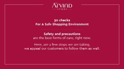 A few of our stores have opened up for operations. We are maintaining highest hygiene standards. Here are a few steps that we have taken for your safe shopping! . . #ArvindMenswear #Arvind #TheArvindStore #smartcasual #fashioninstagram #dressforsuccess #itsaboutdetail #whowhatwearing #thearvindstore #classicmenswear #mensfashion #malestyle #selfisolation #lockdown2020 #positivevibes #positive #positivemindset #sanitisation #storesanitisation #socialdistancing