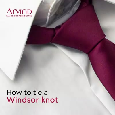 We believe this lockdown period is perfect for you to finally learn how to wear a tie. Windsor knot is one of the classic tie knots. It's not that complicated to tie, just follow these simple steps and voila!  . . #gentlemenfashion #premiumclothing #mensclothes #everydaymadewell #smartcasual #fashioninstagram #dressforsuccess #itsaboutdetail #whowhatwearing #thearvindstore #classicmenswear #mensfashion #malestyle #quarantineandchill #quaratine2020 #quarantinelife #windsorknot #howtotieatie